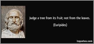Euripides - tree by fruit NOT leaves