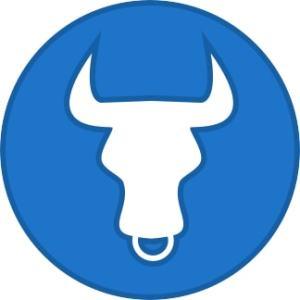 Zodiac sign - Taurus .a.