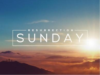 Resurrection Sunday - Easter - ΚΥΡΙΑΚΗ ΤΟΥ ΠΑΣΧΑ