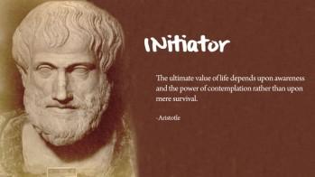 Aristotle- the ultimate value