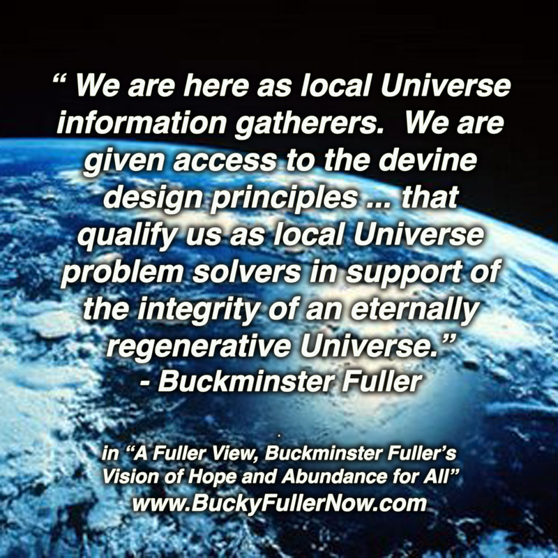 local UniVerse information gatherers