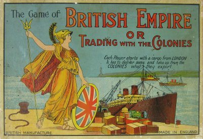 The Game of BRITISH EMPIRE or Trading with the Colonies