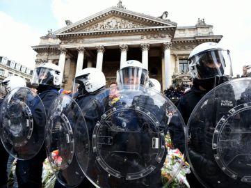 Riot Police Belgium