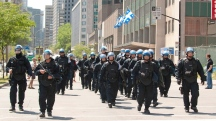 Riot Police Canada