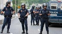 Riot Police Spain