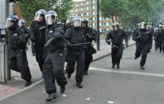 Riot Police Sweden