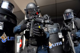 Riot Police Holland, The Netherlands