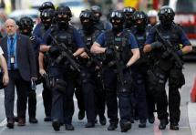 Riot Police Britain