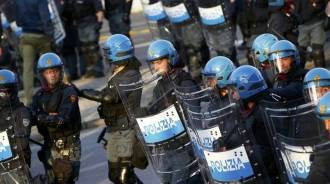 Riot Police Italy