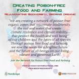 Navdanya - SEED FREEDOM - Creating Poison-free Food and Farming - Rejuvenating Biodiversity, Growing Organic