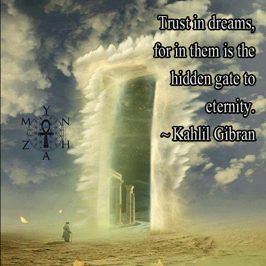 Kahlil Gibran - Dreams