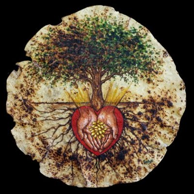 The ,,Sowing,, and ,,Fruit,, - The ,,Heart,, and the ,,ENlightMent,, - The ,,Roots , Seeds,, and the ,,Tree of aKnowLedgeMent , AwareNess,,