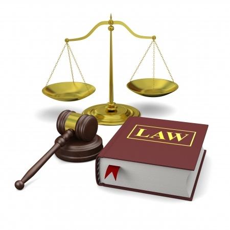 Law - symbolic items