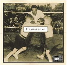 Album - HeadStrong - by ... - cover
