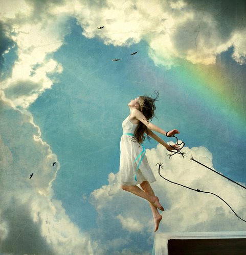Affirm Your Freedom and Reach for the Skies