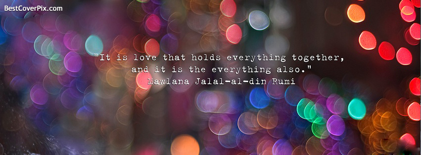Rumi - Love is ALL is Love