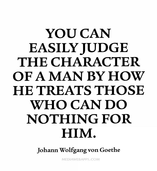 about Character tooo